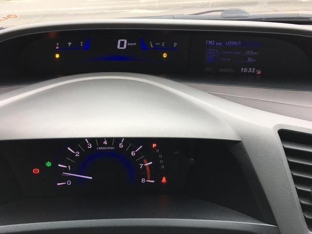 Civic LXR 2.0 Aut. Flex 2014 - Foto 10