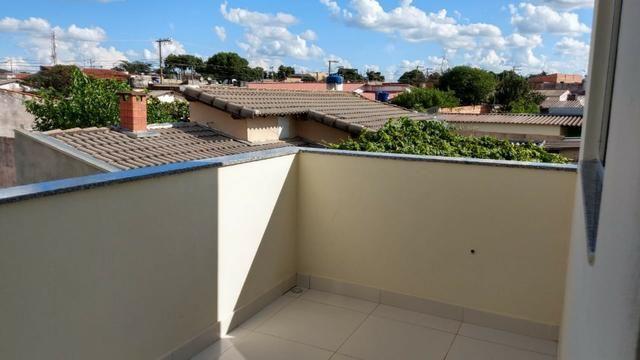 Vendo lindo duplex Novo com 3 quartos e com 2 suítes e acabamento diferenciado - Foto 11