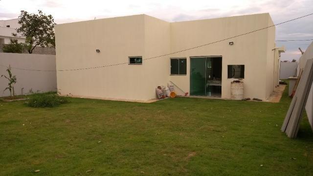 Samuel Pereira oferece: Casa Nova de 3 Suítes no Condomínio Alto da Boa Vista Sobradinho - Foto 2