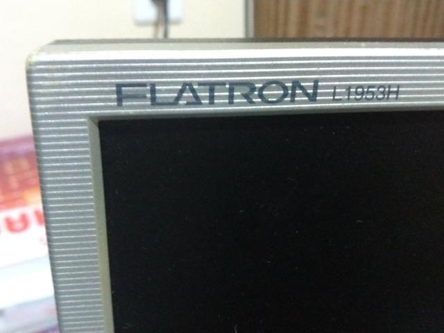 Monitor LG FLATRON L1953h - Foto 2
