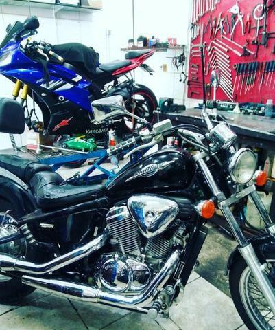 Vendo motopeças e serviços - Foto 6