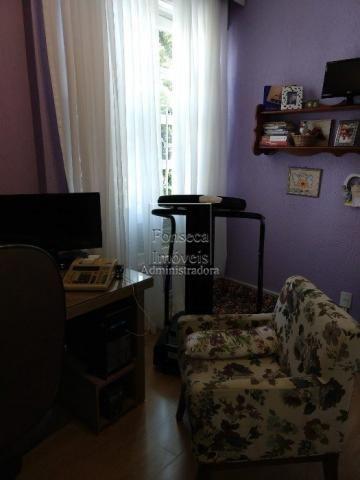 Apartamento à venda com 3 dormitórios em Centro, Petrópolis cod:4137 - Foto 3