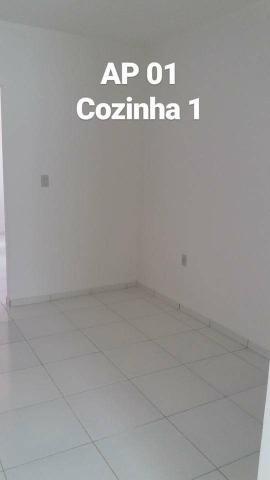 Vendo ou troco apartamento com galpão - Foto 13