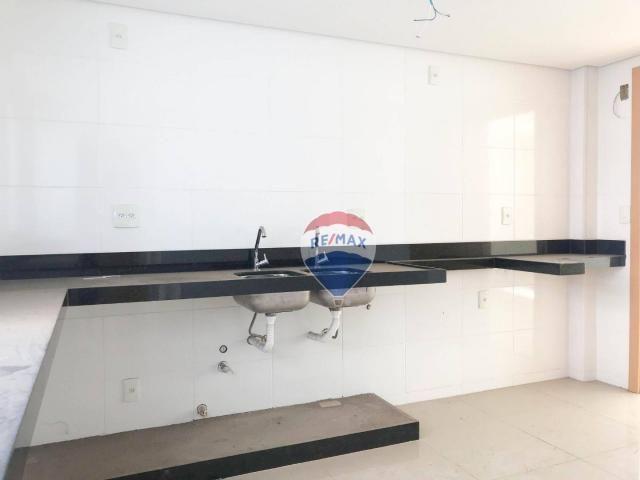 Apartamento garden com 4 dormitórios à venda, 130 m² por r$ 750.000,00 - buritis - belo ho - Foto 7