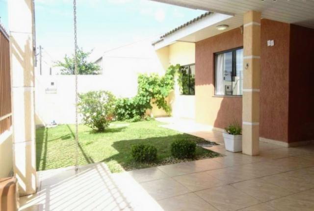 8287   casa à venda com 4 quartos em santa cruz, guarapuava - Foto 2