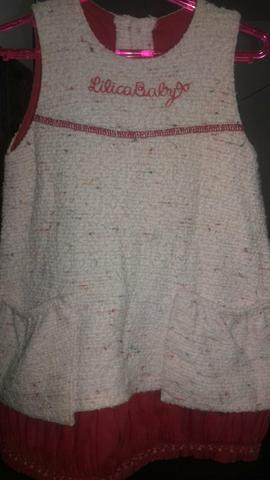 Vendo este lindo vestido da marca Lilica Ripilica