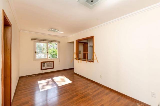 Apartamento com 2 dormitórios para alugar, 68 m² por R$ 2.200,00/mês - Bela Vista - Porto