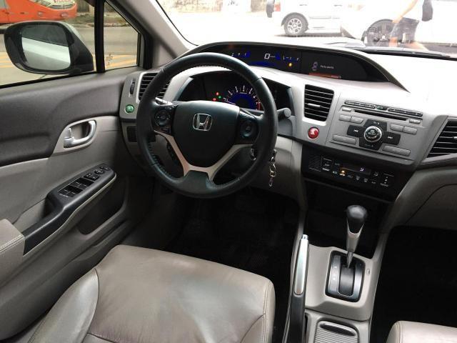 Civic LXR 2.0 Aut. Flex 2014 - Foto 9