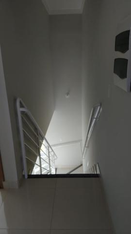 Vendo lindo duplex Novo com 3 quartos e com 2 suítes e acabamento diferenciado - Foto 14