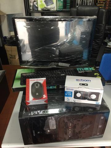 Temos varios computadores pronto entrega tudo com garantia