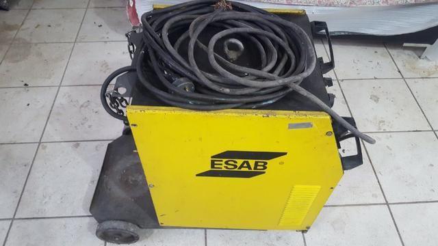 Maquina Solda MIG 250 Trifásica - Foto 2