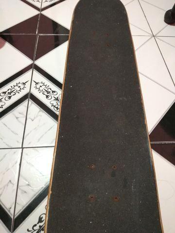 Skate iniciante/intermediário proseries - Foto 5