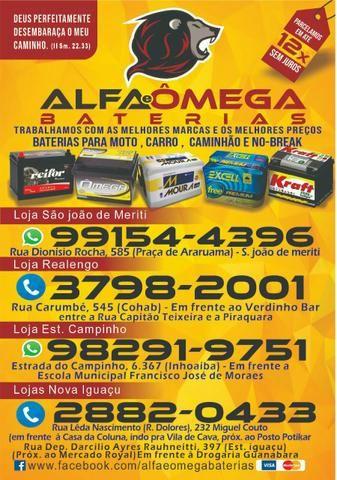 Bateria Moto Kraft 5Ah Crypton /XTZ125/Super100/Traxx Star50, Sky110 - Foto 4