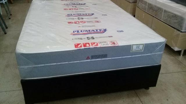 Conjunto box casal por apenas 1299 e ganhe cabeceira de brinde - Foto 2