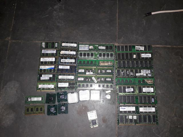 8 Processadores e 29 Memórias RAM - Foto 2