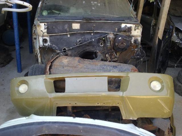 Sucata L200 Quadrada 2005 2.5 - Motor Câmb io Peças Acessórios - CDVCredenciado - Foto 4