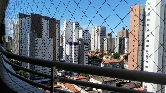 Apartamento projetado no Meireles 117m, 2 suítes com closet, Escritório, 3 vagas - Foto 5