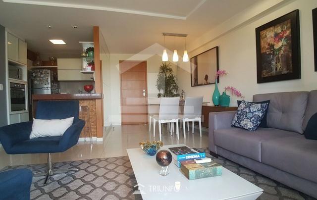 (HN) MIrante do Parque no Cocó com 83m² - 2 quartos ( Sala foi ampliada ) - Foto 4
