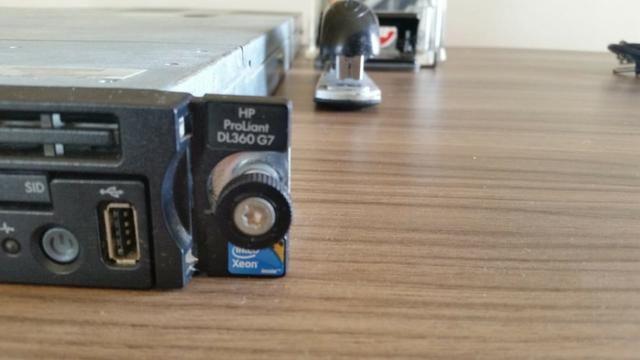 Servidor HP ProLaint DL360 G7 - Foto 2