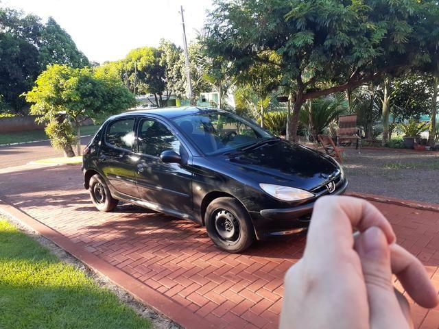 Peugeot 206 sensation 2008 1.4