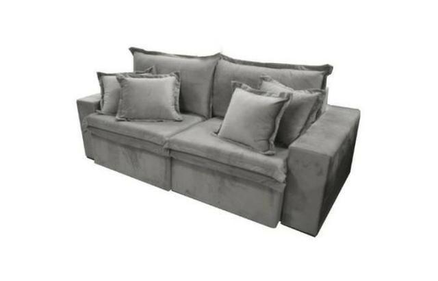 Sofa berlim retratil/ reclinavel Berlim *Faça seu pedido e receba rapido!!! - Foto 2