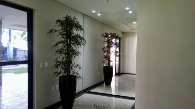 Apartamento projetado no Meireles 117m, 2 suítes com closet, Escritório, 3 vagas - Foto 15