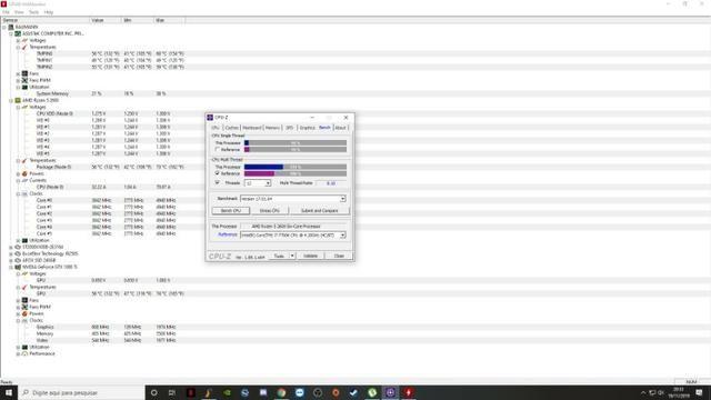 Pc Gamer R5/24GB/1080TI 11GB/SSD/2TB/144HZ 1MS - Foto 3