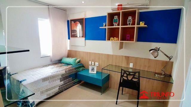 (AF16273) Condomínio de casa, Casa Jade: Alto Dunas 117m² | 3 suítes| DCE| 2 vagas - Foto 3