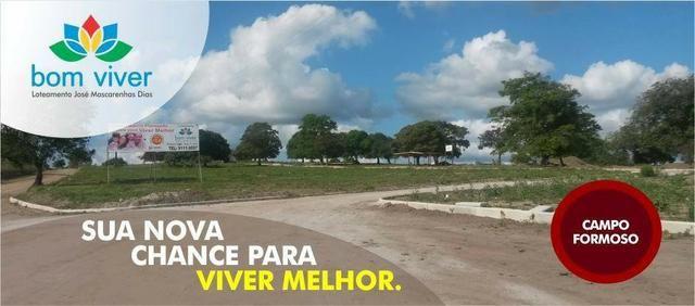 Lotes em Campo Formoso - Foto 4