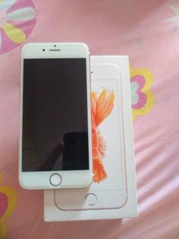 IPhone 6s rose 16 GB esse aceito proposta - Foto 2