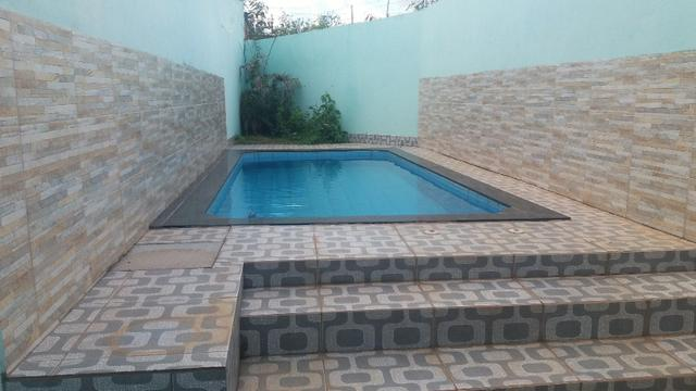 Casa ótimo preço c/piscina - Foto 18