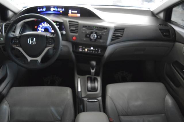 Honda Civic Sedan LXR 2.0 Flexone 16V Aut. 4p - Preto - 2014 - Foto 8
