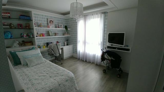 Apartamento bem mobiliado de 3 dormitórios no Centro de Florianópolis - SC - Foto 12