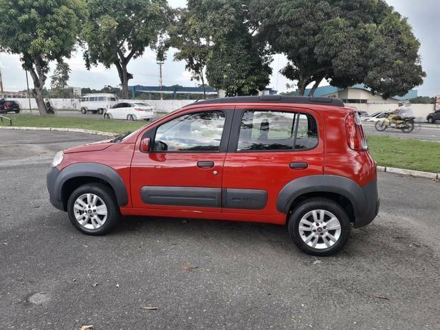 Fiat Uno Way 2012 1.0 COMPLETO SO COM WELINGTON - Foto 3