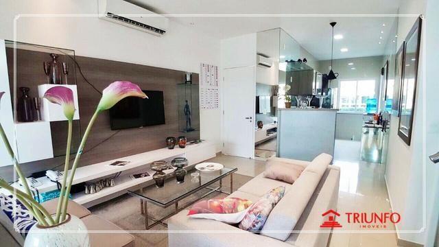 (AF16273) Condomínio de casa, Casa Jade: Alto Dunas 117m² | 3 suítes| DCE| 2 vagas - Foto 5
