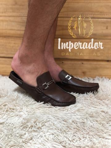 Mule estilo sapatilha - Foto 2
