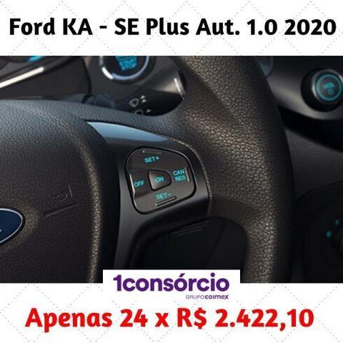Ford KA Se/Se Aut. 1.0 2020 - Foto 10