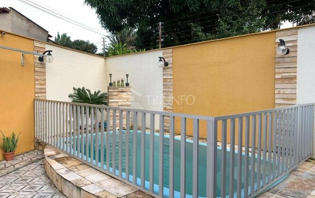 MK - Casa de 3 quartos no Turu/ piscina - Foto 2