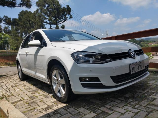 Golf TSI 1.4 Turbo 2015. R$ 57.500 - Foto 15