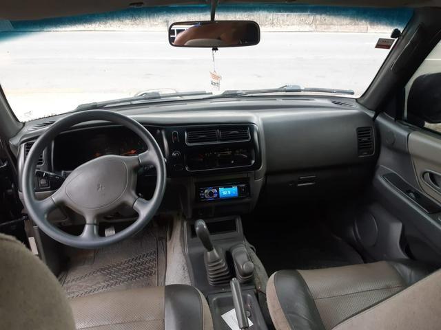 L.200 Sport Ano.2005 diesel Câmbio manual Completa 4x4 - Foto 5