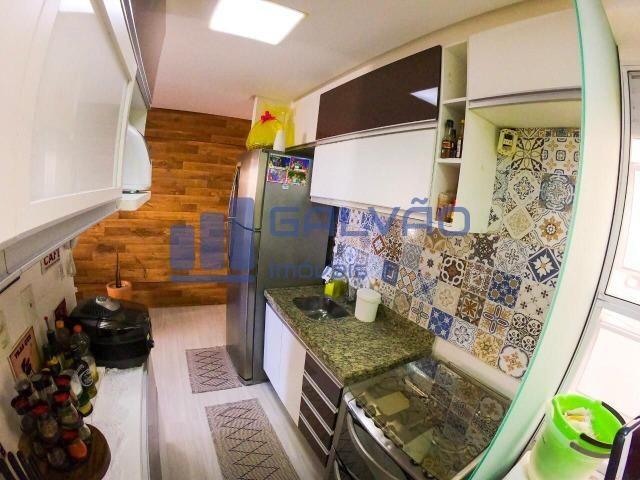 MR- Praças Reservas, apartamento 2Q com Suíte e Lazer Completo - Foto 3