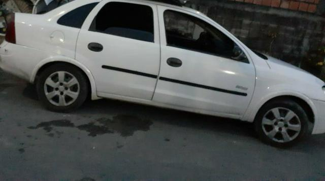 V/t carro corsa sedan flex doc internet LEIA - Foto 2