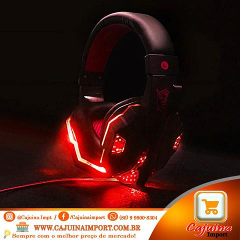 Headset Gamer Estéreo T19hg11led19 - Foto 2