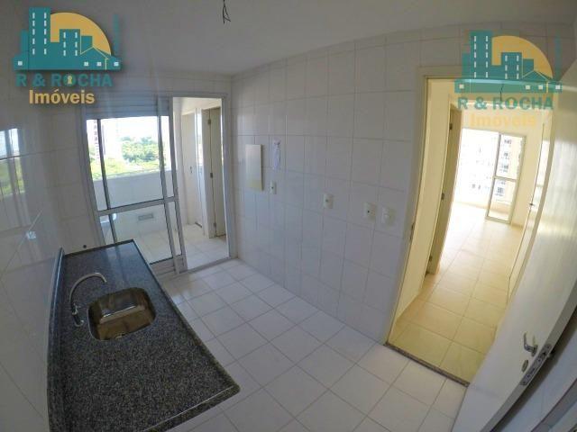 (Condomínio Mundi - Apartamento de 106m² - 3 quartos, sendo 1 suíte e 2 vagas) - Foto 9