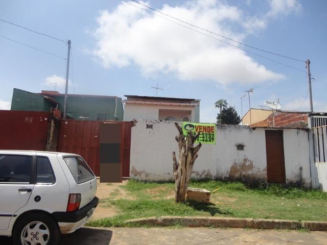 Vende-se lote com 2 moradias na quadra 102 do Recanto das Emas * - Foto 2