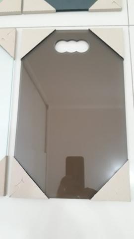 Excelentes tábuas em vidro temperado - Foto 2