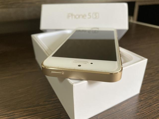 IPhone 5s Gold - Foto 5