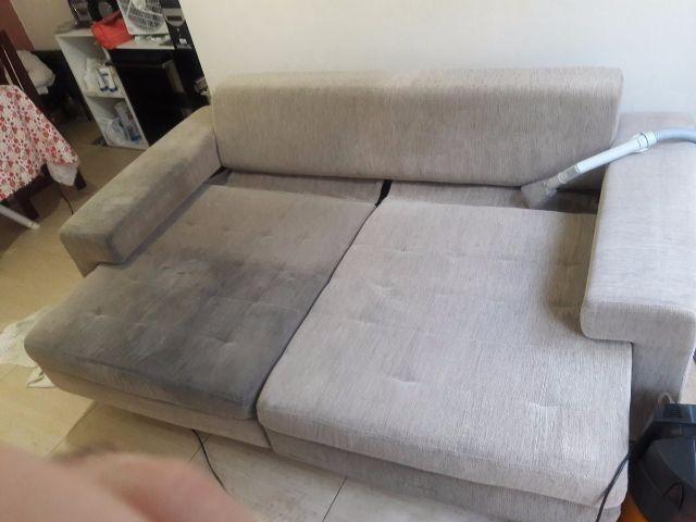 Higienização de sofás, poltrona, cadeiras