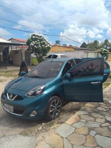Nissan March 1.6 SL 2015 ( Apenas ) : 31.000 Mil - Foto 2