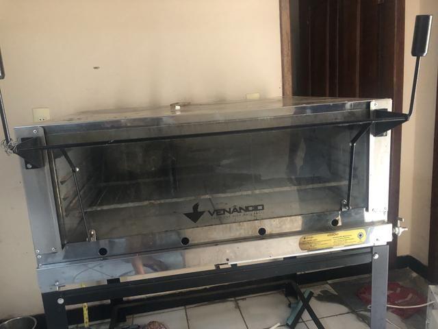 Vendo forno Venâncio a Gas - Foto 2